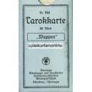 Bayerisches Bild VASS 1940 Nr. 245 Tarokkarte Wappen (WK 13666)