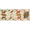Jäger- und Schützenkarte (WK 16672)