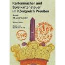 Kartenmacher und Spielkartensteuer im Königreich Preußen, Band 1, 18. Jahrhundert (WK 101326)