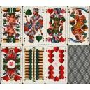 Bayerisches Doppelbild Bielefelder Spielkarten 1965 (WK 14053)