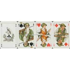 Jägerkarte No. 465 (WK 17090)