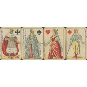 Carte Toscane o Fiorentine 1915 Oracolo (WK 17092)
