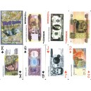 World Currency Playing Cards (WK 11918)
