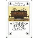 Spielzeug-Eisenbahnen I (r - WK 12911)