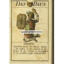 Baraja Astronómica / Astronomisches Kartenspiel (WK 15299)