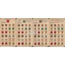 Wahrsagekarte Fischl 1900 (WK 15336)