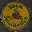 Blechschale Union Spielkarten (WK 100702)