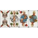 Deutsche Kriegs-Spielkarte 500 Tausend (WK 14874)