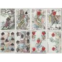 Transformations Spielkarten Cowell Nixon Jones (WK 14543)