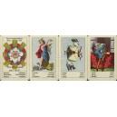 Aufschlagkarten Nr. 1 (WK 12299)