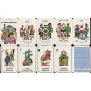 """Wahrsagekarten Bris """"Allianz"""" (WK 14456)"""