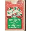 Horoscope vous permettant de lever le grand voile de l'avenir (WK 14708)