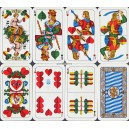 Bayrisches Doppelbild Schmid (WK 14285)