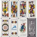 Carte Trevigiane Modiano 1963 (WK 14329)