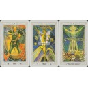 Tarot Toth Aleister Crowley (WK 11912)
