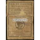 Jeu de Cartes Historiques de l'Histoire Romaine Jouy 1804 (WK 14816)