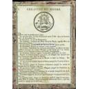 Jeu de cartes de l'histoire sainte Jouy 1806 (WK 14444)