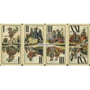 Industrie und Glück Tarot Piatnik (WK 13836)