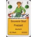 Souvenir-Skat Freizeit (WK 15410)