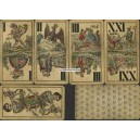 Industrie und Glück Tarot 1880 - 1890 (WK 13863)