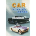 Car Playing Cards (WK 11447)