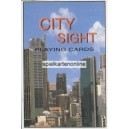 City Sight Playing Cards (WK 12262)