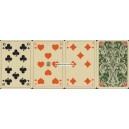 Luxus Skatkarten Emil Doepler Brinkhoff's No. 1 (WK 15422)