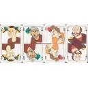 Vetternwirtschafts-Spielkarte (WK 15487)