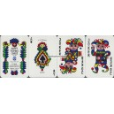 Happy Playing Cards No. 1007 (WK 15489)